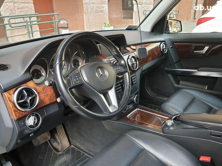 Mercedes-Benz GLK-Класс 2012 черный - фото 13