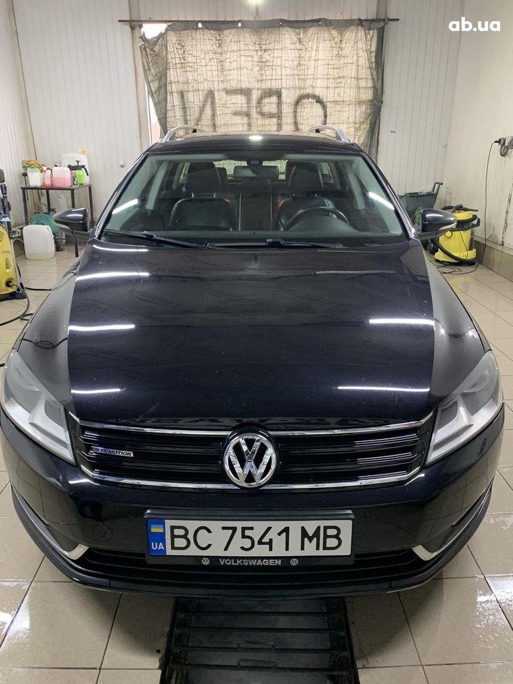 Volkswagen Passat 2014 черный - фото 13