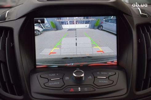 Ford Escape 2016 черный - фото 5