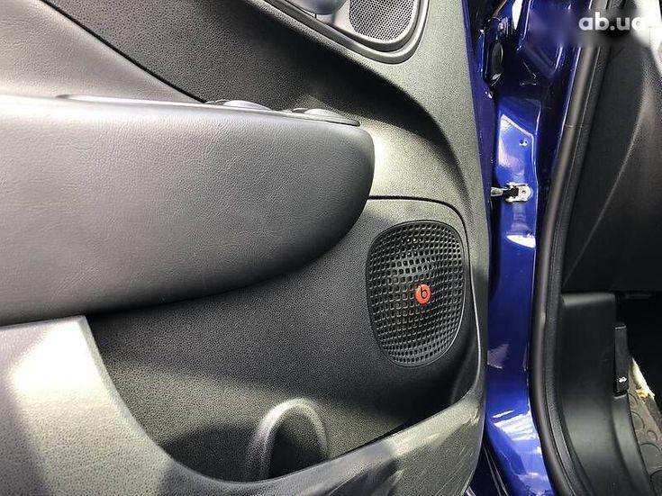 Fiat 500L 2015 синий - фото 11