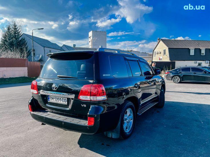 Toyota Land Cruiser 2011 черный - фото 7