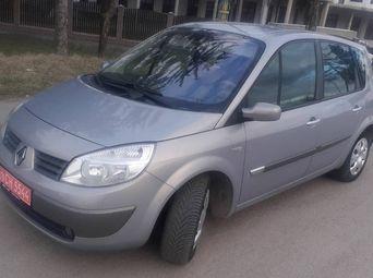 Продажа б/у минивэн Renault Scenic 2005 года - купить на Автобазаре