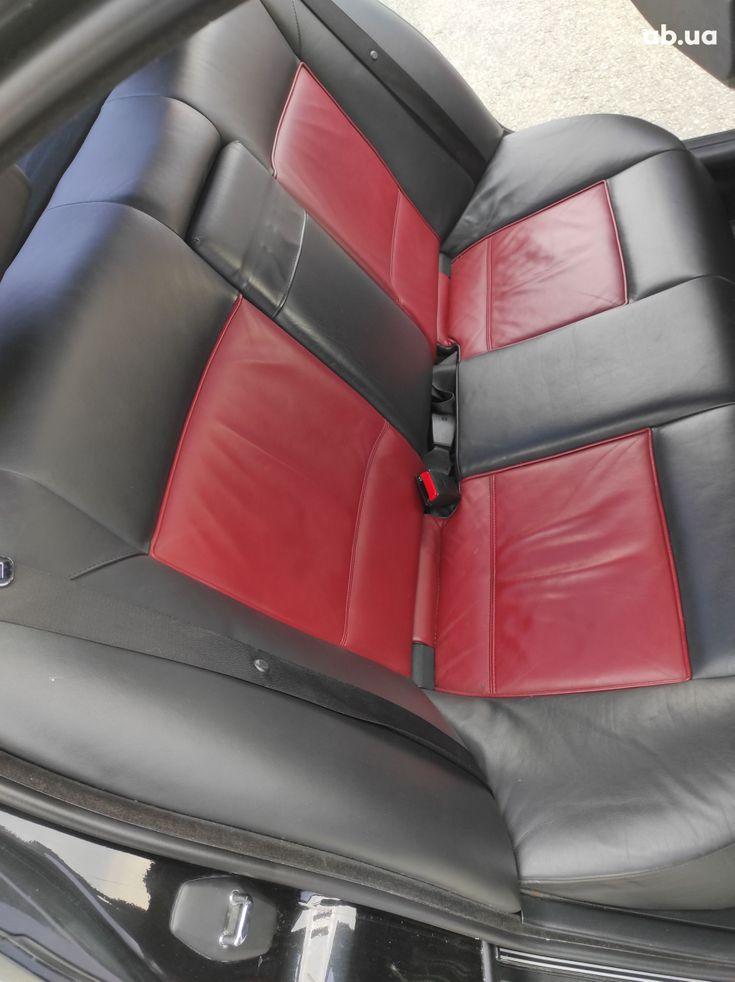 BMW 3 серия 2003 черный - фото 13