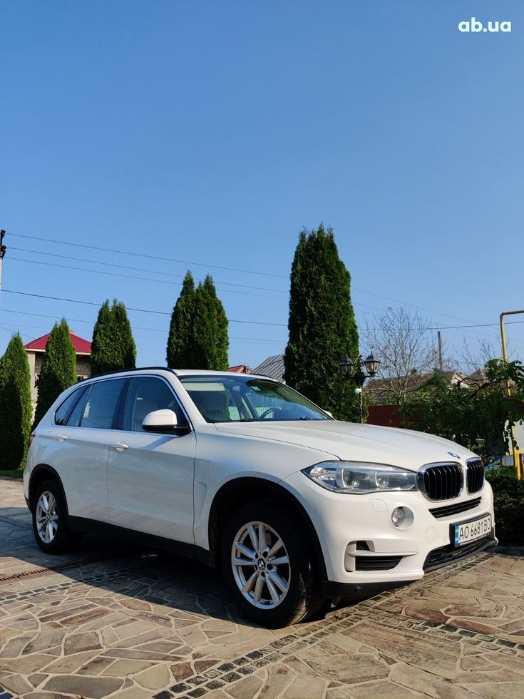 BMW X5 2015 - фото 10