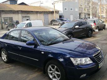 Продажа б/у Hyundai Sonata 2008 года в Киевской области - купить на Автобазаре