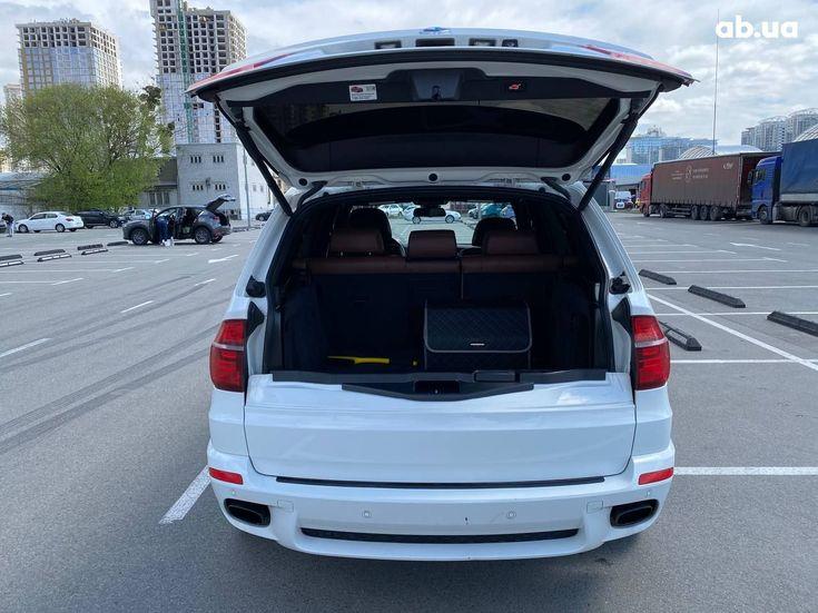 BMW X5 2012 белый - фото 12