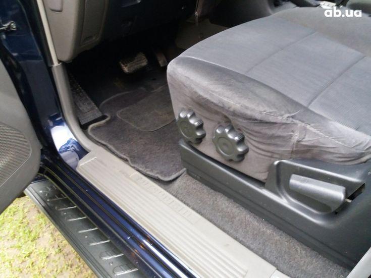 Mitsubishi Pajero Wagon 2005 синий - фото 7