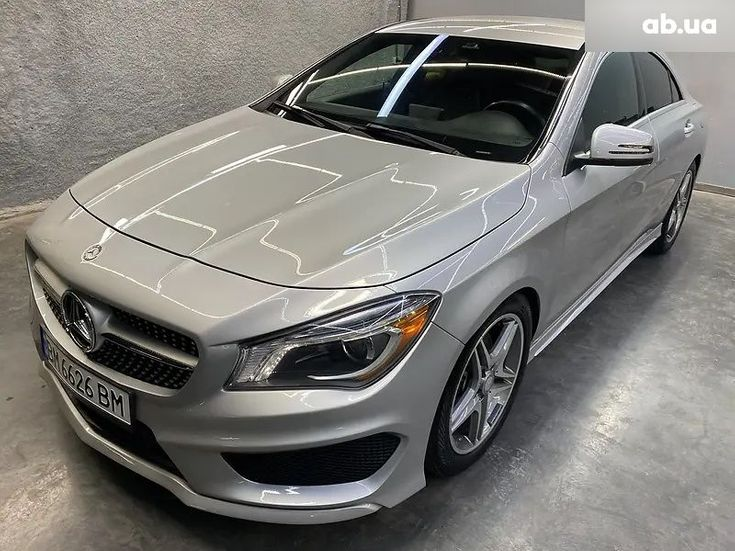Mercedes-Benz CLA-Класс 2015 - фото 1