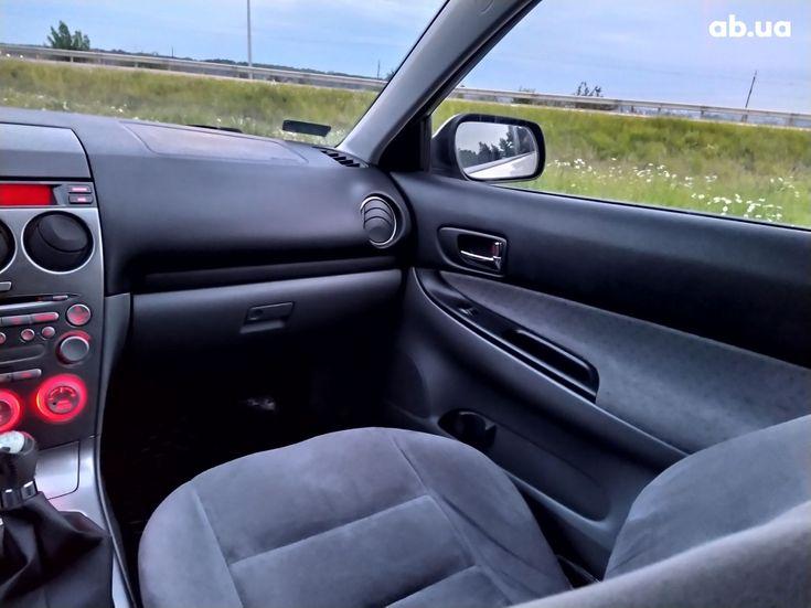 Mazda 6 2003 золотистый - фото 10