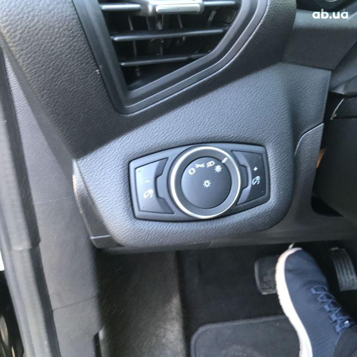 Ford C-Max 2018 черный - фото 8