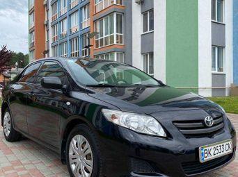 Продажа б/у Toyota Corolla Робот - купить на Автобазаре
