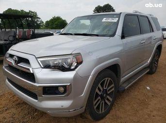 Купить Toyota 4Runner бензин бу - купить на Автобазаре