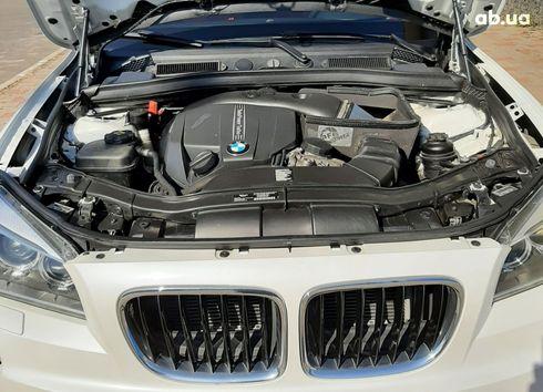 BMW X1 2013 белый - фото 6