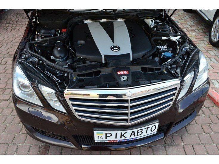 Mercedes-Benz E-Класс 2012 коричневый - фото 3