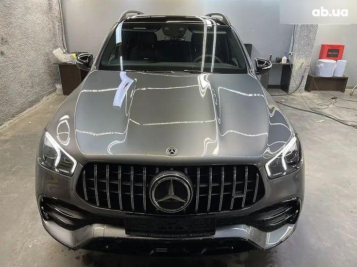 Mercedes-Benz GLE-Класс 2020 серый - фото 8