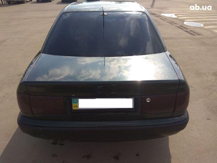 Audi 100 1991 зеленый - фото 3
