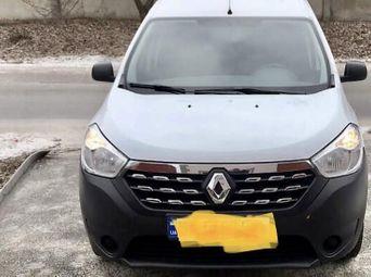 Автомобиль бензин Рено Dokker б/у - купить на Автобазаре