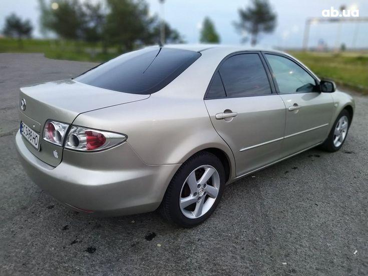 Mazda 6 2003 золотистый - фото 7