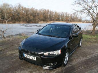 Автомобиль бензин Митсубиси Lancer 2007 года б/у в Днепре - купить на Автобазаре