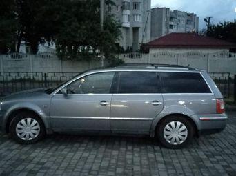 Продажа б/у универсал Volkswagen Passat 2002 года во Львове - купить на Автобазаре