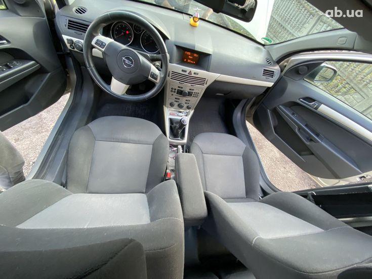 Opel Astra 2008 бежевый - фото 10