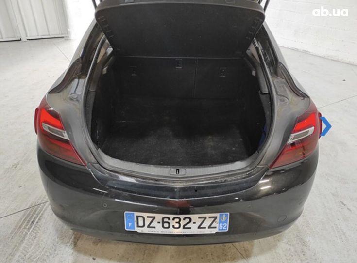 Opel Insignia 2016 черный - фото 10