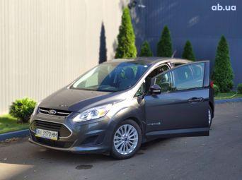 Продажа б/у Ford C-Max Автомат 2018 года в Киеве - купить на Автобазаре