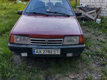 Продажа б/у ВАЗ 2109 1989 года - купить на Автобазаре