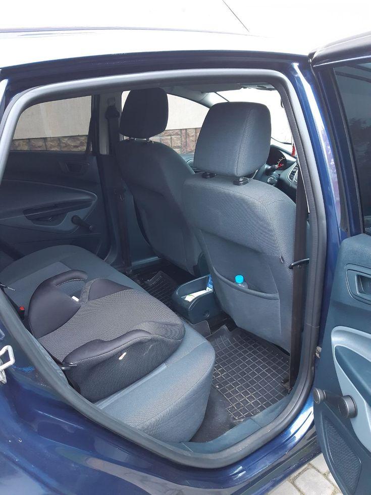 Ford Fiesta 2011 синий - фото 14