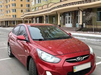 Продажа б/у Hyundai Accent Механика 2011 года - купить на Автобазаре