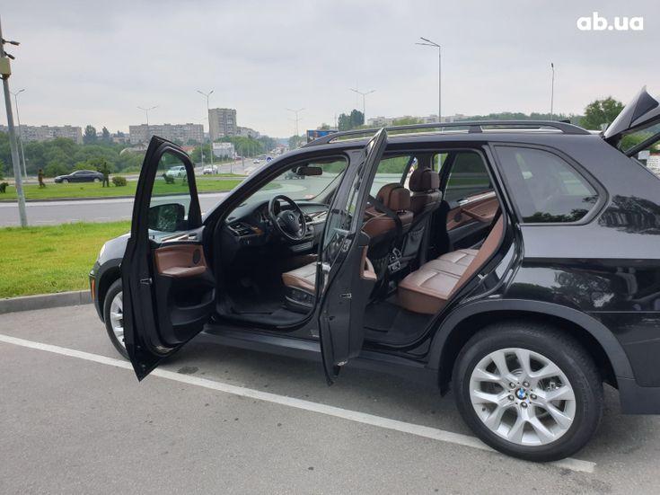 BMW X5 2011 черный - фото 16