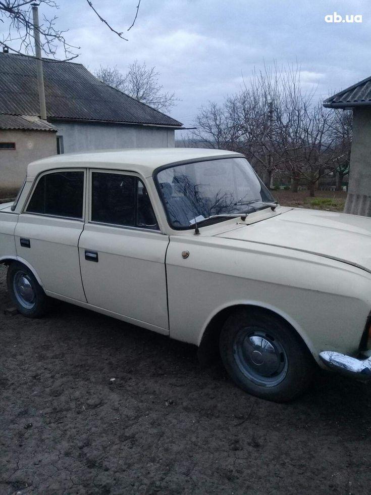 Москвич 412 1984 белый - фото 2