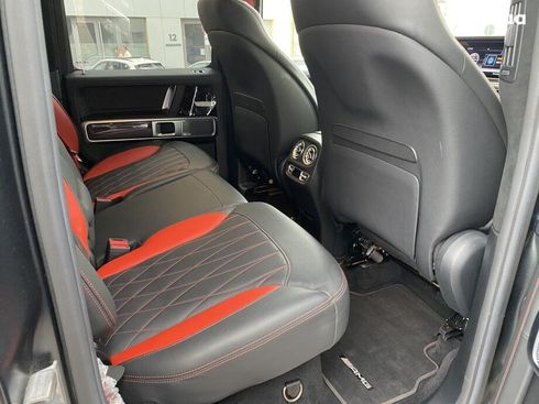 Mercedes-Benz G-Класс 2020 черный - фото 10