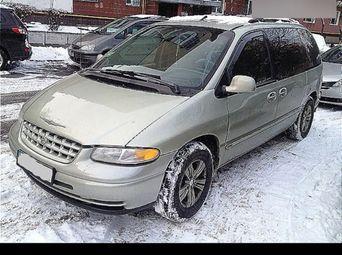 Продажа б/у Chrysler Voyager 2000 года в Киевской области - купить на Автобазаре