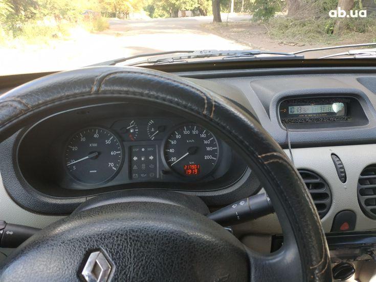Renault Kangoo 2003 желтый - фото 8