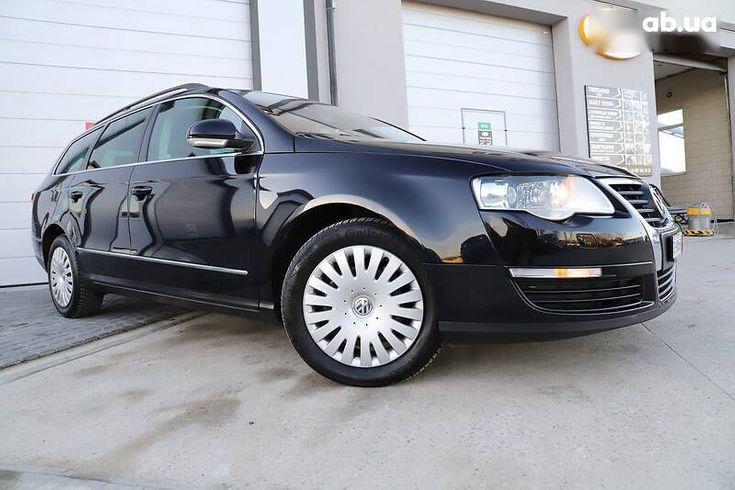 Volkswagen passat b6 2008 черный - фото 18