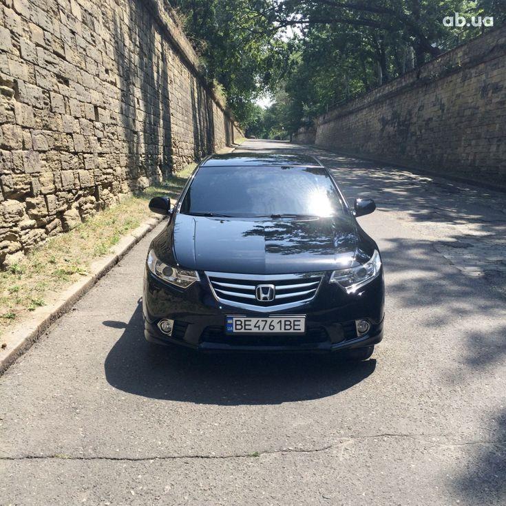 Honda Accord 2012 черный - фото 3