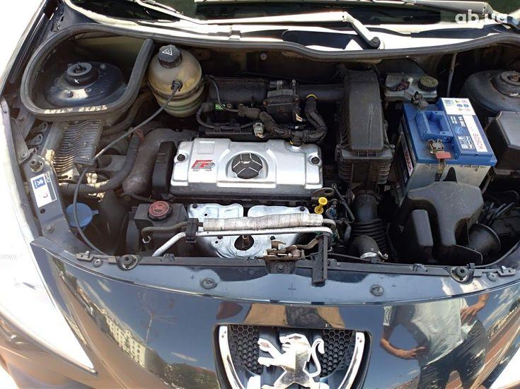 Peugeot 206 2009 серый - фото 12