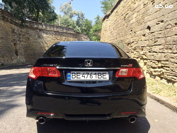Honda Accord 2012 черный - фото 4