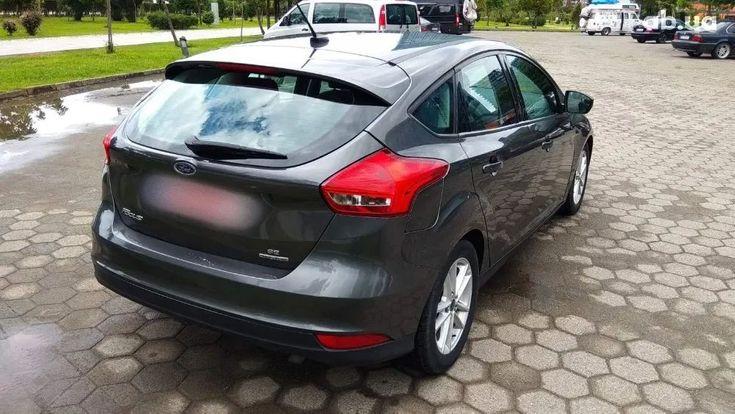 Ford Focus 2016 серый - фото 3