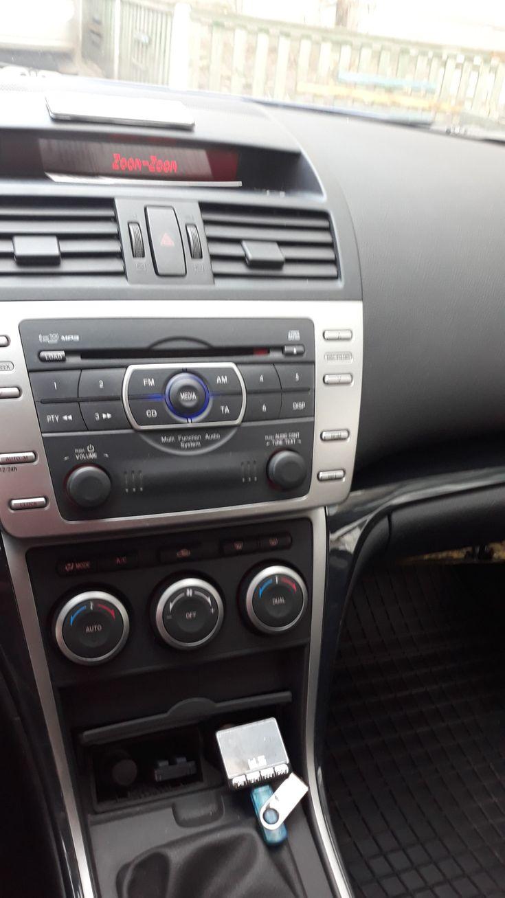Mazda 6 2009 синий - фото 2