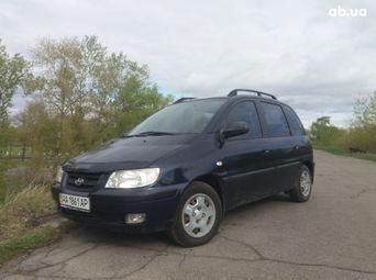 Продажа б/у минивэн Hyundai Matrix - купить на Автобазаре