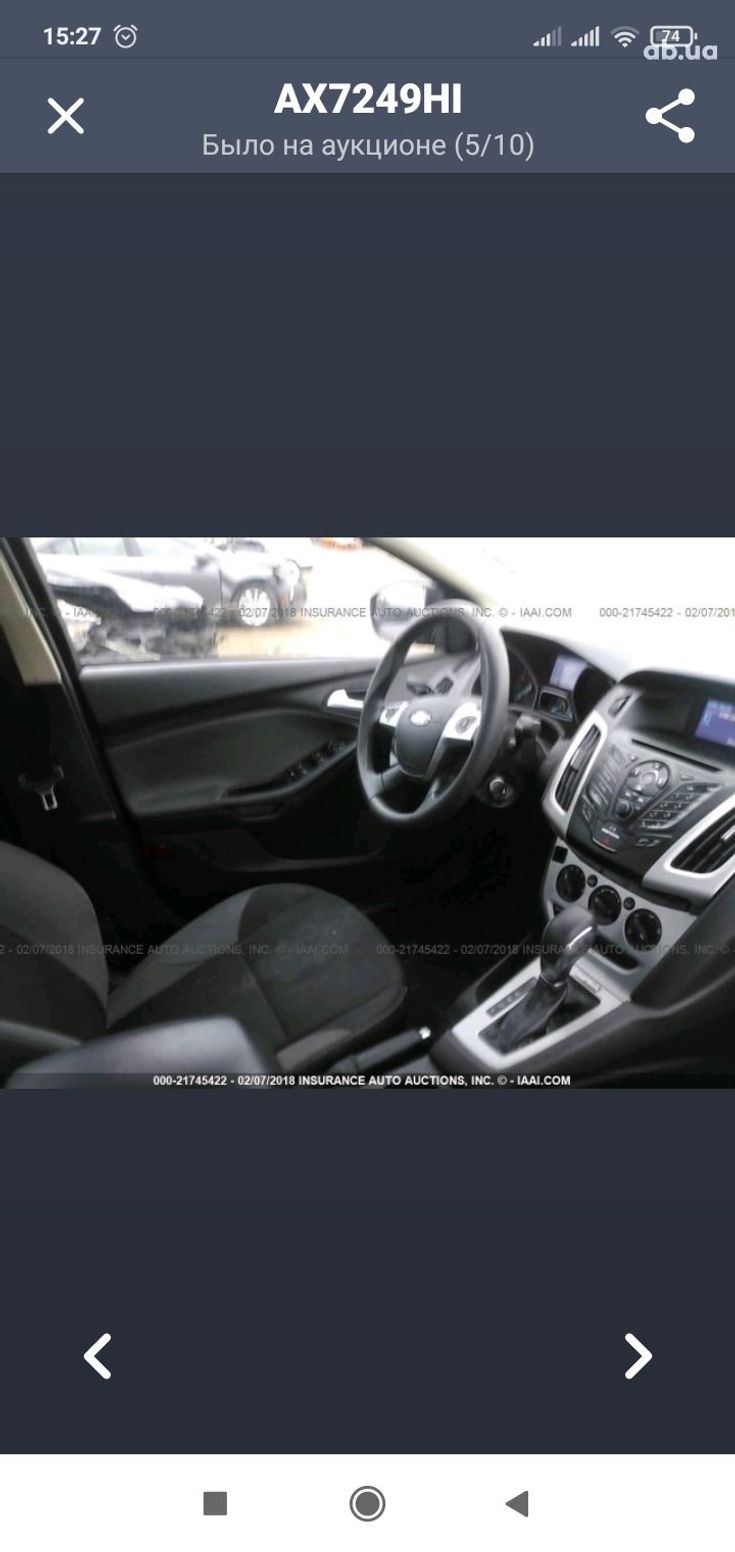 Ford Focus 2014 черный - фото 19