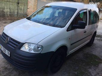 Продажа б/у Volkswagen Caddy Механика 2007 года в Киеве - купить на Автобазаре