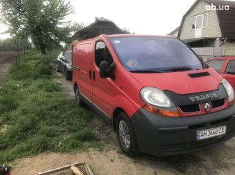 Продажа б/у Renault Trafic - купить на Автобазаре