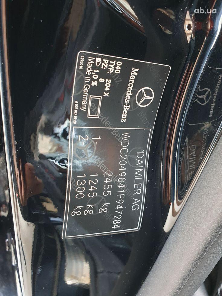 Mercedes-Benz GLK-Класс 2012 черный - фото 15