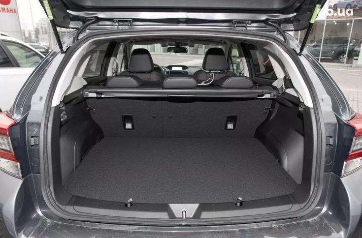 Subaru XV 2020 серый - фото 5