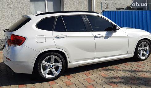 BMW X1 2013 белый - фото 7