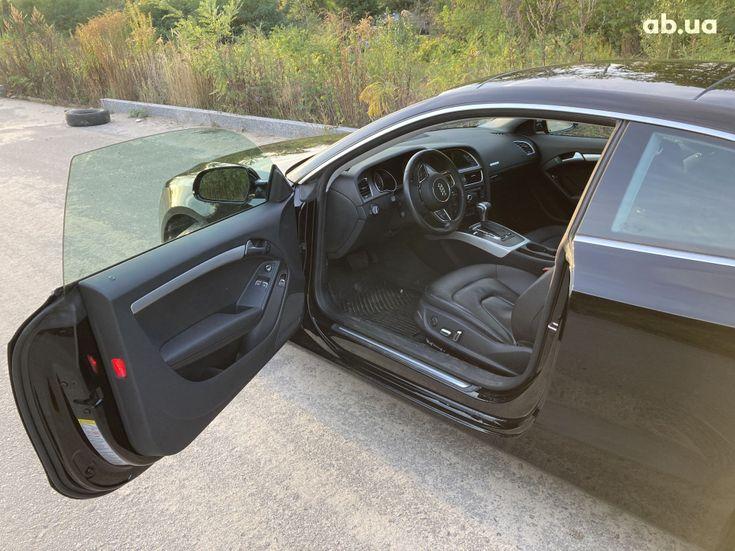 Audi A5 2014 черный - фото 10