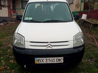 Автомобиль дизель Ситроен Berlingo 2003 года б/у - купить на Автобазаре